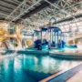 Детские аквагорки — Санаторий Заполярье Сочи